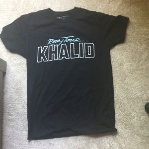 Khalid Roxy Tour Merch